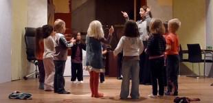 Ateliers d'expression orale et théâtrale